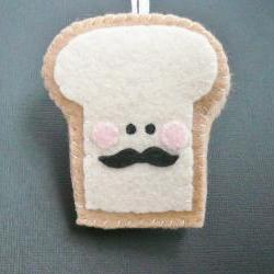 French Toast Ornament